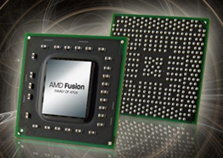 The new AMD APU