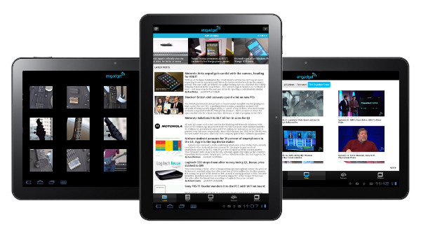 Engadget Android app updated