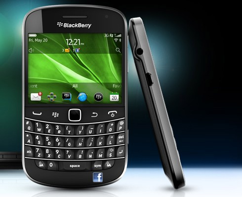 A new BlackBerry