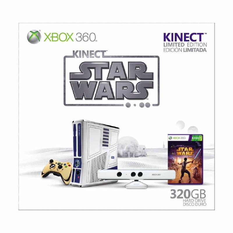 Star Wars Themed Xbox 360