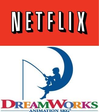 Netflix to stream Dreamworks Films