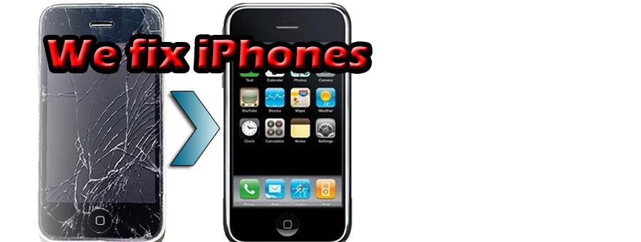 We Fix iPhones